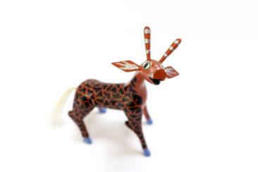 Oaxacan giraffe, $38. Photo by Jessica Laudicina.
