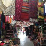 Beautiful market display in Oaxaca City