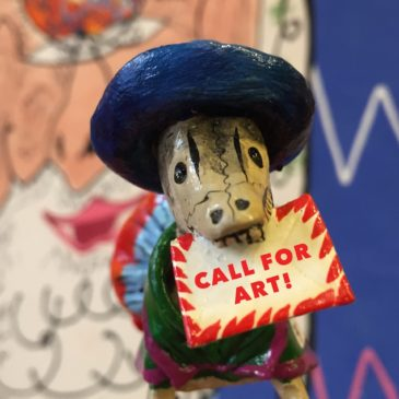 Call for Art: 4th Annual Day of the Dead Art Show