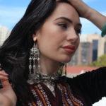 Turkish earrings, $20. Photo by Duncan Brittin.