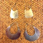 Mapuche earrings