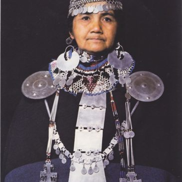 Mapuche Silver Jewelry from Chile