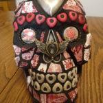 Suzanne Hair, My Eternal Valentine, Mosaic, $200