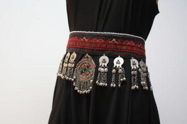 Tibetan belt, $144