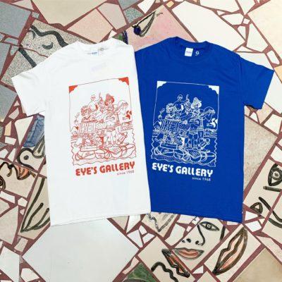 Eye's Gallery Tee