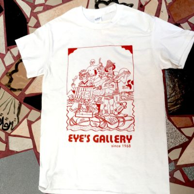 Eye's Gallery T Shirt