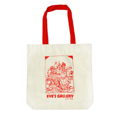 Eye's Gallery Commemorative Tote Bag