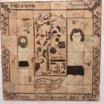 Santos Lucano & Isaiah Zagar collaboration on petatillo tile, early 1980s.