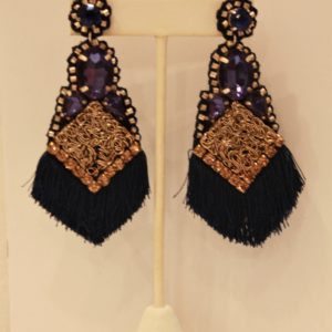 Dazzling Crystal Earrings