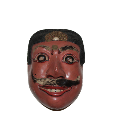 Vintage Balinese Theatrical Mask