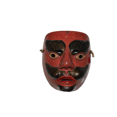 Antique Guatemalan Conquistador Mask