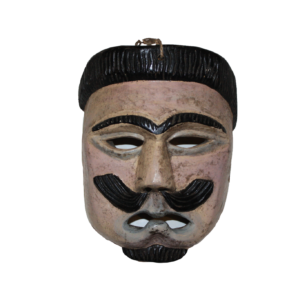 Vintage Farmer / Landowner Mask from Guatemala