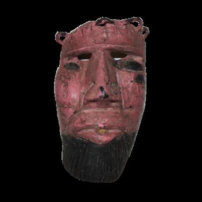 Vintage Maximon / San Simon Festival Mask