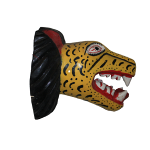 Mexican Jaguar Mask
