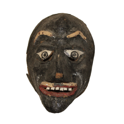 Vintage Mexican Paper Mache & Cardboard Mask