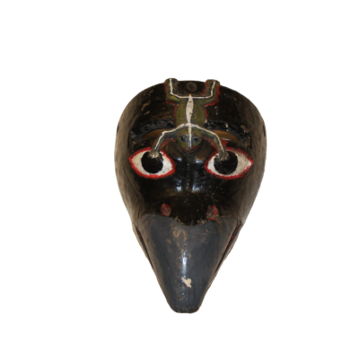 Dance of the Tlacololeros Mask