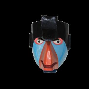 Vintage Bolivian Bird Mask
