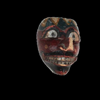 Antique Indonesian Mask