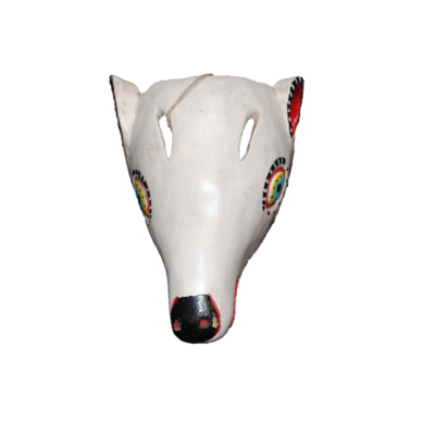 Mexican Carnival Animal Mask