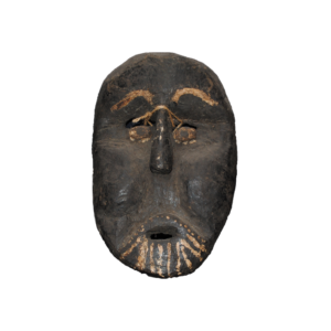 Antique Old Wood Guatemalan Mask