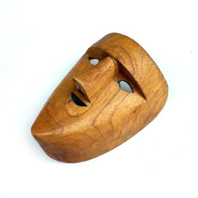 Vintage Cojó Mask from La Danza Correr del Pochó