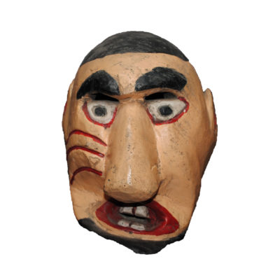 Large Dance of the Infidels Mask – Moros y Cristianos