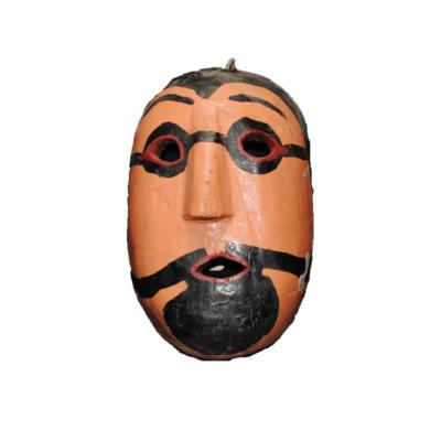 Danza de los Cuanegros / Juan Negro Mask from El Higo, Veracruz