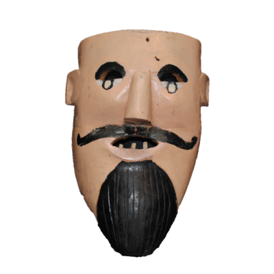 Vintage Landowner / Bigote Dance Mask