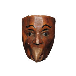Nagual Mask from Guerrero