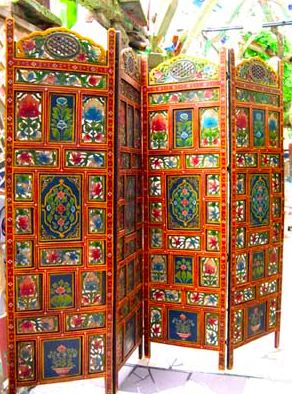 colorful furniture. colorful furniture from india