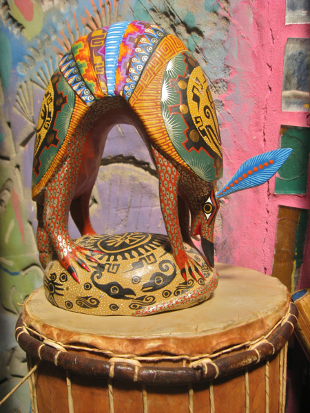 Oaxacan Wood Carvings Eye S Gallery